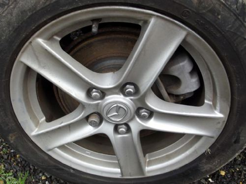Wheel, alloy, MX-5 mk3, 16x6.5J